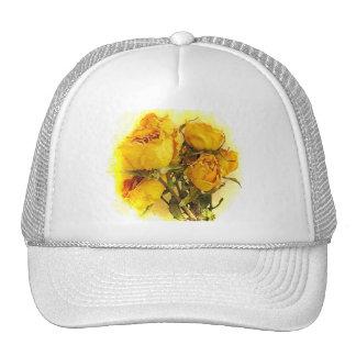 Dry Roses Trucker Hat