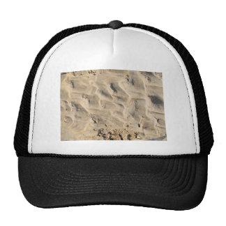 Dry sand cap