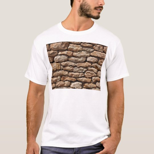 Dry Stone Wall Adult Tee Shirt