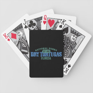 Dry Tortugas National Park Bicycle Poker Deck
