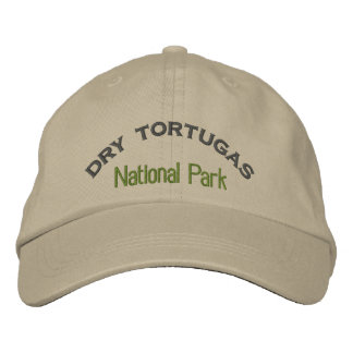 Dry Tortugas National Park Embroidered Baseball Cap