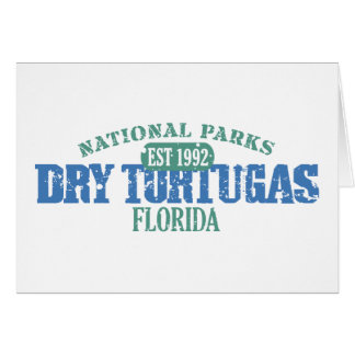 Dry Tortugas National Park Greeting Card