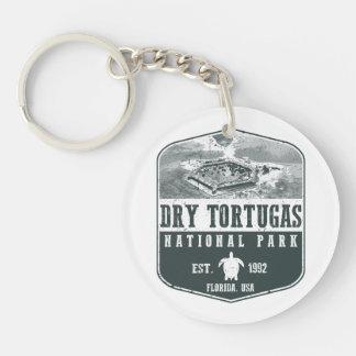 Dry Tortugas National Park Key Ring
