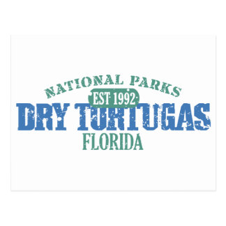 Dry Tortugas National Park Postcard