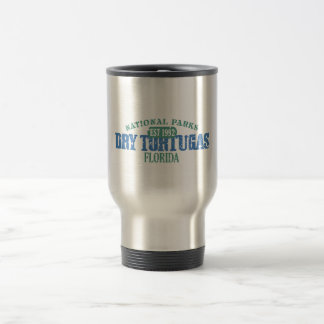 Dry Tortugas National Park Stainless Steel Travel Mug