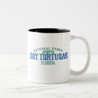 Dry Tortugas National Park Two-Tone Mug