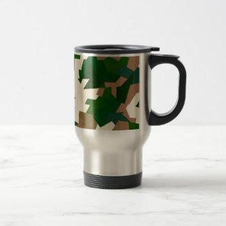 Dry Tundra Camo 15 Oz Stainless Steel Travel Mug