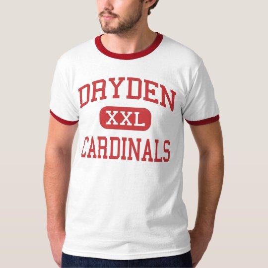 Dryden - Cardinals - High School - Dryden Michigan T-Shirt