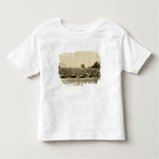 Drying leather, Argentina (albumen print on card) Toddler T-Shirt