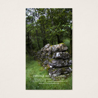 Drystone Wall Personal Business Card