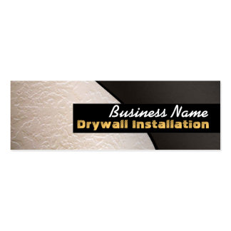 Drywall Skinny Business Cards