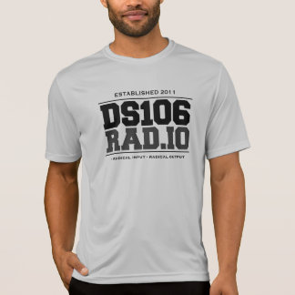 DS106RAD.IO Radical In Radical Out T-Shirt