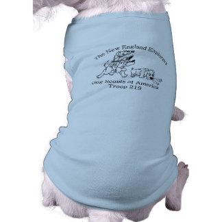DSA Troop 219 doggie shirt