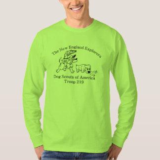 DSA Troop Shirt Green