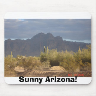 DSC00046, Sunny Arizona! Mouse Pad