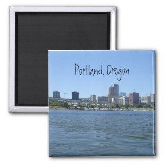 DSC02966, Portland, Oregon Square Magnet