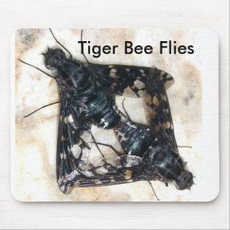 DSC03151, Bee Flies Mouse Pad