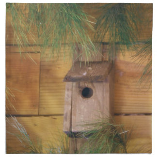 DSC09575 JPG Bird House Napkin