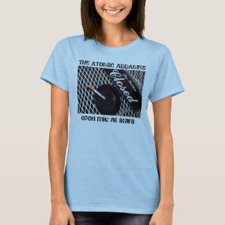 DSC_0564, THE ATOMIC ADDAMNS, open... - Customized T-Shirt
