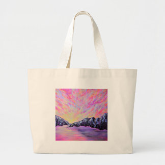 DSC_0720 (4).JPG Mystery Mountains by Jane Howarth Large Tote Bag