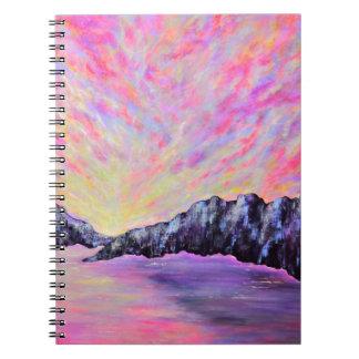 DSC_0720 (4).JPG Mystery Mountains by Jane Howarth Notebook