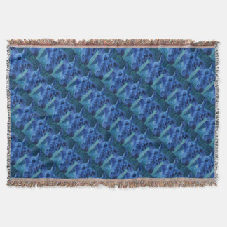DSC_0729 (3).JPG Blue Giraffe by Jane Howarth Throw Blanket