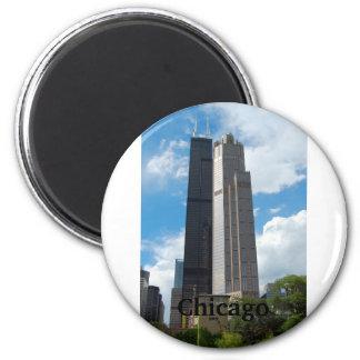 DSC_0899, Chicago 6 Cm Round Magnet