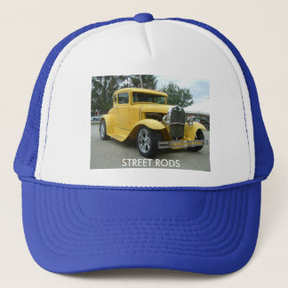 DSCF0017, STREET RODS TRUCKER HAT