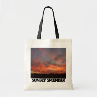DSCF0096, Sunset Splendid! Tote Bag