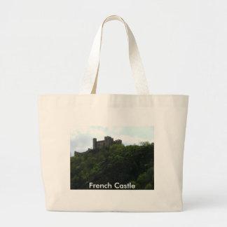 DSCF0200, French Castle Tote Bags