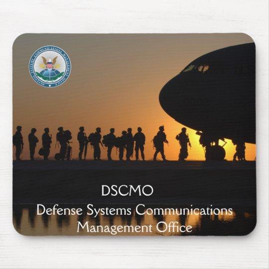 DSCMO Mobilisation Mousepad