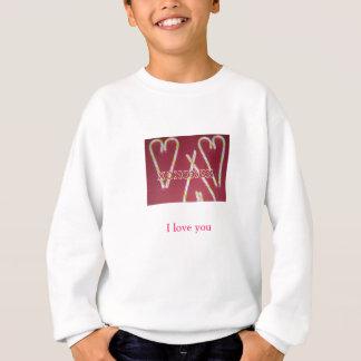 DSCN0020-1, I love you, I love you Sweatshirt