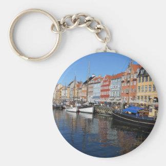 DSCN2826.JPG Nyhavn, Copenhagen Key Ring