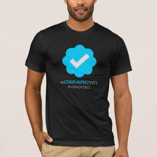 @DSearcy21 - Verified - Black T-Shirt