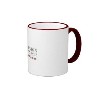 DSG Mug Red Handle