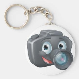 DSLR camera mascot character Keychains