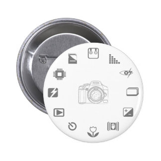 DSLR Feature 6 Cm Round Badge
