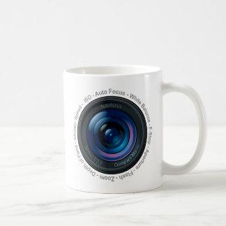 DSLR Feature Basic White Mug