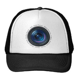 DSLR Feature Hat