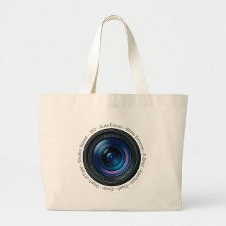 DSLR Feature Jumbo Tote Bag