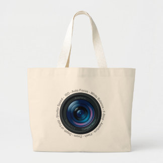 DSLR Feature Large Tote Bag