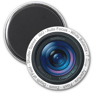 DSLR Feature Magnet
