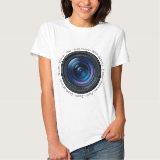 DSLR Feature Tshirts