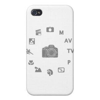 DSLR Mode iPhone 4 Case