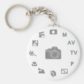 DSLR Mode Keychain