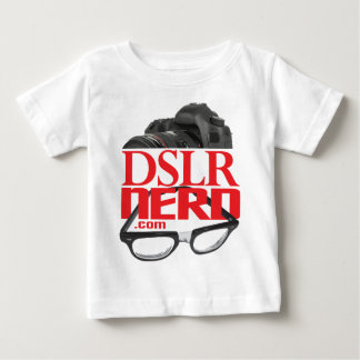 DSLR NERD BABY T-Shirt