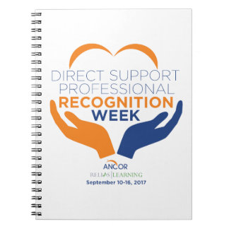DSP Week Binder Notebook