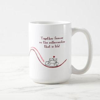 """""""DT roller PT"""" Coffee Mug"""