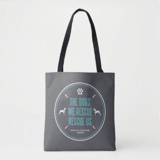"DTDR ""Rescue Us"" T Tote Bag"