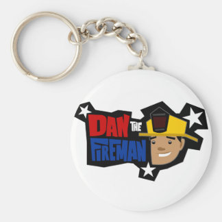 DtF Logo Key Ring